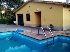 Casa Nueva con piscina y barbacoa