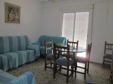 Amplio piso de 4 dormitorios en plaza de San Isidro