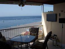 Apartamento de lujo primera linea playa en Velilla Taramay
