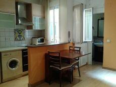Alquilo piso en muy buen estado en zona de Chamberi