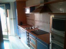 Piso con cocina completa 3 habitaciones, antes 4