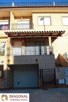 Alquiler casa garaje y calefaccion Centro