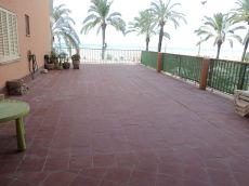 Piso en primera linea en arenal con gran terraza sin muebles