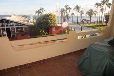 Apartamento primera linea de playa en san pedro de alcantara