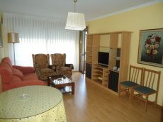 Piso 2 dormitorios amueblado centro Vigo