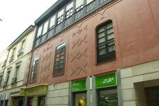 Gran terraza, 3 dormitorios, 2 ba�os, calles peatonales