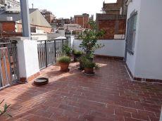 Atico en sant gervasi con terraza