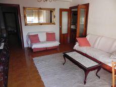 Piso muy luminoso, 3 dormitorios, 1 ba�o, cocina amueblada
