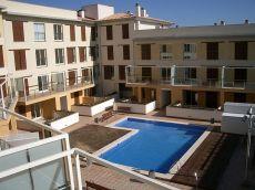 Piso con piscina dos dormitorios Campos
