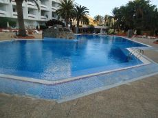 Alquiler piso jardin y terraza Playa del Ingles