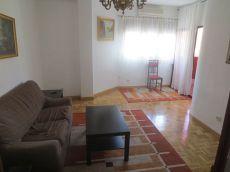 Precioso piso vacio o semiamueblado, exterior y muy luminoso