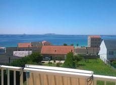 Dos terrazas y vistas al mar