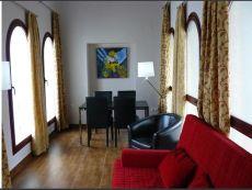 Maravilloso apartamento de 1 dormitorio totalmente equipado