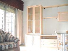 Apartamento amueblado, interior, ascensor, conserje