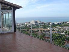 Torre unifamiliar con magn�ficas vistas sobre Sitges