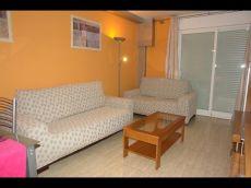 Piso de 2 habitaciones amueblado en alquiler. Paisos Catalan