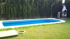 Chalet independiente con piscina propia
