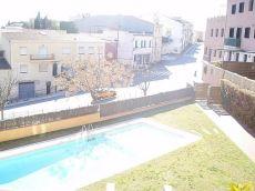 Piso de dos habitaciones con piscina comunitaria