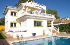 Villa sin muebles en Marbella Este