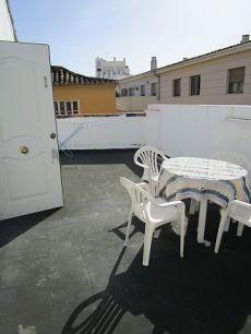 Estudio �tico con 20 metros de terraza en Centro de M�laga.