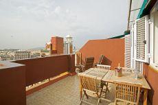 Fant�stico �tico con terraza en pl. Joanic