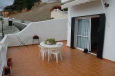 Apartamento con una terraza muy amplia