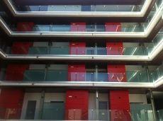 Ref: 108 amplio piso 1 dormitorio, centro, piscina y parking