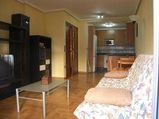 Apartamento con terraza.