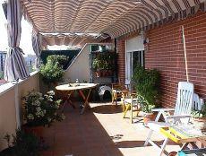 Atico de 2 dorm, con terraza de 30m2, doble garaje y traster