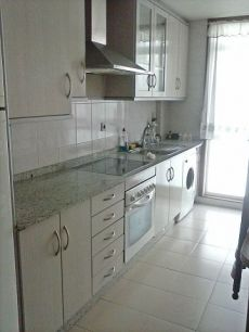 Se alquila apartamento en la zona de Fonti�as Santiago