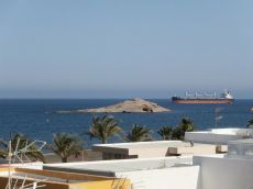 Apartamento c�ntrico y en segunda linea playa en Carboneras