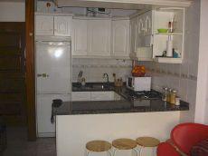 Piso 1 dormitorio amueblado y equipado en el medano
