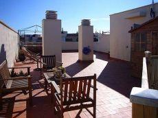 �tico con terraza, balc�n, pk y trastero