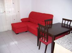 Alquiler, planta baja en Espinardo, 2 dormitorios con garaje
