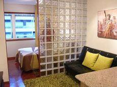 Apartamento exterior con garaje en Garc�a Barb�n
