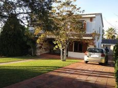 Alquiler casa calefaccion y jardin Roda de Bara