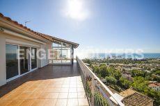 Casa con espectaculares vistas al mar