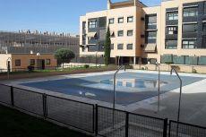 Piso 83 m2, z. Comunes, jard�n, piscina, 2 habit. , 2 ba�os