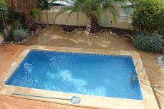 Chalet en Albir con piscina