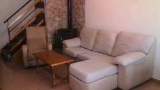 Chollo Adosad amueblado con patio en urbanizacion privada