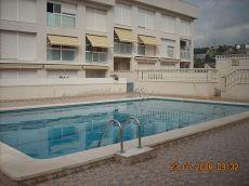 Alquiler apartamento con piscina
