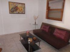 Barrio la candelaria, 3 dormitorios, amueblado, patio