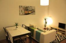 Alquilo piso 75m2, 2 hab. Gran sal�n,comedor, balc�n y patio