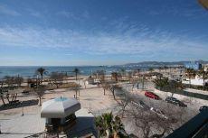 Piso en ciudad jard�n primera linea de playa
