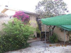 Alquiler casa rural Malaga 2 dormitorios,piscina,patios,jar