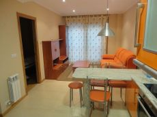 Apartamento de un dormitorio con garaje y trastero