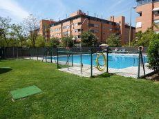 Alquiler piso piscina y terraza San blas
