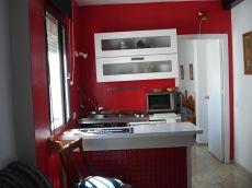 Apartamento de un dormitorio en el centro de Sevilla.
