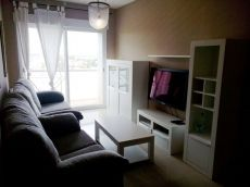 Apartamento Amueblado con Garaje incluido
