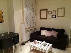 Alquiler piso 2 dormitorios. Goya. Ideal parejas,estudiantes